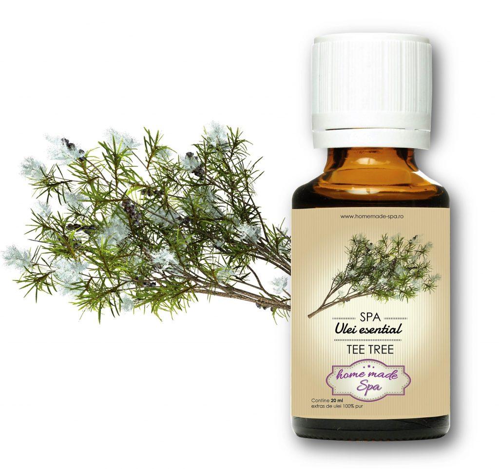 Ulei esențial de Tea Tree Bio, Ecocert / Cosmos